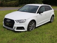 "USED 2017 67 AUDI A3 1.6 TDI BLACK EDITION 5d 114 BHP A3 BLACK EDITION 10K MILES, SAT NAV 18""ALLOYS , GREAT SPEC , VERY ECONOMICAL , LOW ROAD TAX"
