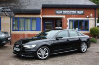 USED 2012 62 AUDI A6 2.0 TDI S LINE 4d 175 BHP Navigation! Leather! Heated seats! Full service history! Long Mot and recent service!