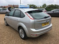USED 2010 60 FORD FOCUS 1.6 TITANIUM TDCI 5d 109 BHP ONE OWNER FROM NEW