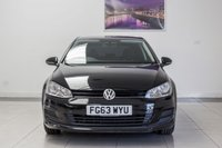 USED 2013 63 VOLKSWAGEN GOLF 1.2 S TSI BLUEMOTION TECHNOLOGY 3d 86 BHP MAY 2020 MOT & Just Been Serviced