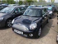 2008 MINI HATCH ONE 1.4 ONE 3d 94 BHP £3799.00