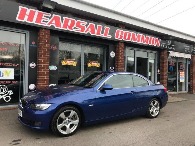 USED 2008 08 BMW 3 SERIES 3.0 325I SE 2d 215 BHP