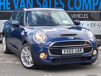USED 2015 65 MINI HATCH COOPER 1.5 COOPER D 5d 114 BHP SPORTBACK  LOW MILEAGE+EURO 6+HUGE SPEC+SAT NAV+AIR CON+FINANCE AVAILABLE