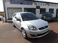 2007 FORD FIESTA 1.2 STYLE CLIMATE 16V 3d 78 BHP £1500.00