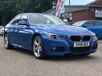 USED 2016 16 BMW 3 SERIES 2.0 320I XDRIVE M SPORT 4d 181 BHP