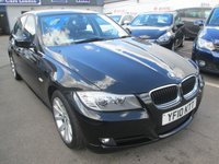 2010 BMW 3 SERIES 2.0 318I SE BUSINESS EDITION 4d 141 BHP £5995.00