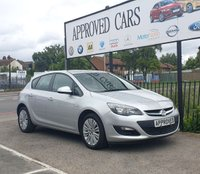 USED 2013 13 VAUXHALL ASTRA 1.4 ENERGY 5d 98 BHP 0% Deposit Plans Available even if you Have Poor/Bad Credit or Low Credit Score, APPLY NOW!