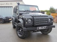 2012 LAND ROVER DEFENDER 2.2 TD XS STATION WAGON 3d 122 BHP £24450.00