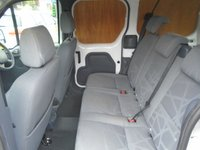 USED 2012 62 FORD TRANSIT CONNECT 1.8 T220 LR DCB VDPF 1d 89 BHP + VAT6+5 SEATER CREW VAN £4595+VAT + NEW MOT