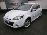 USED 2010 10 RENAULT CLIO 1.2 DYNAMIQUE WORLD SERIES 16V 3dr BODY KIT +++ LOW INSURANCE GROUP +++