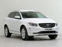 2016 VOLVO XC60 2.0 D4 SE LUX NAV 5d AUTO 188 BHP £18737.00