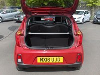 USED 2016 16 KIA PICANTO 1.0 1 5d 65 BHP BALANCE OF MANUFACTURERS SEVEN YEAR WARRANTY