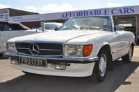 1982 MERCEDES-BENZ SL