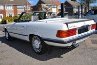 USED 1982 MERCEDES-BENZ SL 2.7 280 SL 2d AUTO 185 BHP