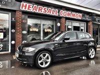 2011 BMW 1 SERIES 2.0 116I SPORT 5d AUTO 121 BHP £6000.00