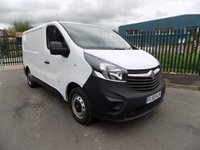 USED 2015 65 VAUXHALL VIVARO 1.6 2900 L1H1 CDTI P/V 1d 114 BHP ***Nationwide Delivery Available***