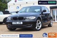 USED 2011 51 BMW 1 SERIES 2.0 116D SPORT 5d 114 BHP