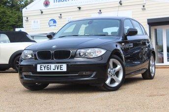 2011 BMW 1 SERIES 2.0 116D SPORT 5d 114 BHP £7995.00