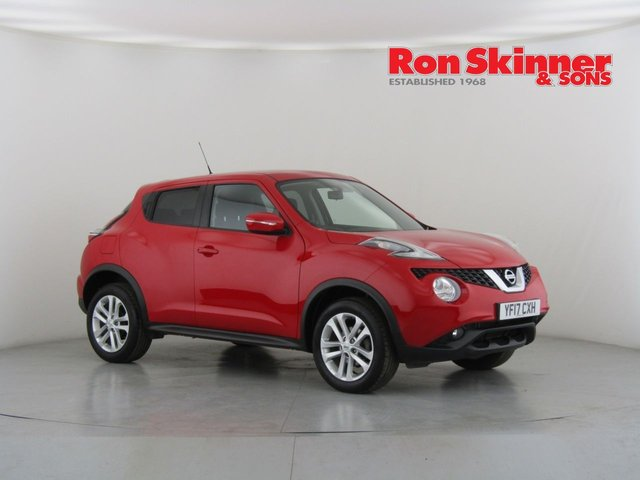 View our 2017 17 NISSAN JUKE 1.2 ACENTA DIG-T 5d 115 BHP