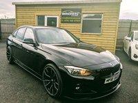 2012 BMW 3 SERIES 2.0 320D SPORT 4d 184 BHP £11750.00
