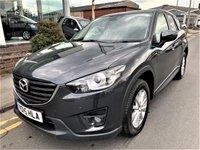 2015 MAZDA CX-5 2.2 D SE-L LUX NAV 5d 148 BHP £12495.00