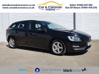 USED 2015 15 VOLVO V60 2.0 D4 BUSINESS EDITION 5d AUTO 178 BHP One Owner Service History NAV Buy Now, Pay Later Finance!