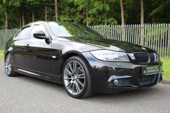 2008 BMW 3 SERIES 2.0 320D M SPORT 4d 174 BHP £4500.00