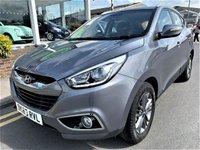 2013 HYUNDAI IX35 1.7 SE CRDI 5d 114 BHP £9995.00