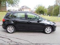 2014 VOLKSWAGEN GOLF SV 1.6 SE TDI DSG 5d AUTO 108 BHP £SOLD