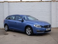 2014 VOLVO V60 2.0 D4 BUSINESS EDITION 5d 178 BHP £8750.00