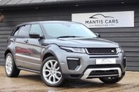 USED 2015 65 LAND ROVER RANGE ROVER EVOQUE 2.0 TD4 HSE DYNAMIC LUX 5d AUTO 177 BHP TOP SPEC - UK DELIVERY
