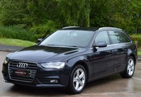 USED 2013 13 AUDI A4 AVANT AUDI A4 AVANT 2.0TDI QUATTRO 177BHP AUTO. BIG BIG SPEC INC FULL LEATHER ELECTRIC SEATS.