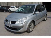 USED 2007 56 RENAULT SCENIC 1.5 DYNAMIQUE DCI 5d 86 BHP DIESEL, 7 STAMPS/INVOICES, 12 MONTH MOT