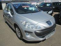 2009 PEUGEOT 308 AUTOMATIC 1.6 S 5d  118 BHP £2995.00
