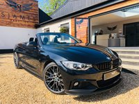 USED 2016 16 BMW 4 SERIES 430D M SPORT AUTO 2DR