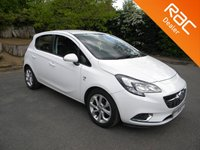 USED 2016 16 VAUXHALL CORSA 1.4 SRI 5d AUTO 89 BHP 5 Door Automatic Petrol!!  Alloy Wheels, Apple Car Play/Android Auto, Cruise Control, Bluetooth, DAB