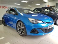 USED 2013 13 VAUXHALL ASTRA 2.0 VXR 3d+AERO KIT+ SPORTS RECARO LEATHER SEATS+20