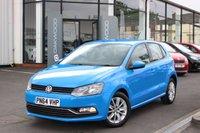 2014 VOLKSWAGEN POLO 1.0 SE 5d 60 BHP £7085.00