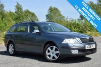 USED 2006 06 SKODA OCTAVIA 1.9 ELEGANCE TDI 5d 103 BHP PX TO CLEAR! FULL SERVICE HISTORY! VERY WELL MAINTAINED!