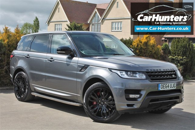 2014 64 LAND ROVER RANGE ROVER SPORT 3.0 SDV6 AUTOBIOGRAPHY DYNAMIC 5d AUTO 288 BHP
