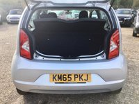 USED 2015 65 SEAT MII 1.0 I-TECH 3d 59 BHP TWO OWNERS, LOW Co2 EMISSIONS, AIR CONDITIONING, ALLOYS, SPARE KEY