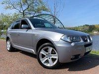 2006 BMW X3 2.0 D M SPORT 5d 148 BHP £2900.00