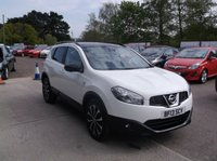 USED 2013 13 NISSAN QASHQAI 1.6 DCI 360 IS 5d 130 BHP Great value family car with full service history and a long MOT.
