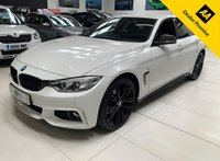 USED 2016 66 BMW 4 SERIES 2.0 420D XDRIVE M SPORT GRAN COUPE 4d 188 BHP 4WD