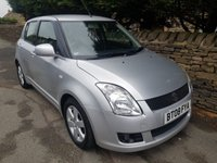 USED 2008 08 SUZUKI SWIFT 1.5 GLX 5d+LONG MOT+KEYLESS ENTRY/START+LADY OWNER SINCE 2015