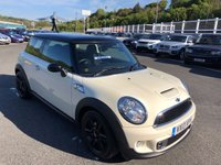 USED 2013 13 MINI HATCH COOPER 2.0 COOPER SD 3d 141 BHP Rare SD Model with performance & Economy. Leather & Sat Nav