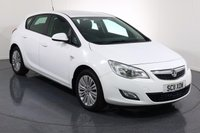 USED 2011 11 VAUXHALL ASTRA 1.4 EXCITE 5d 98 BHP 4 Stamp SERVICE HISTORY