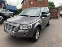 2009 LAND ROVER FREELANDER 2.2 TD4 GS 5d 159 BHP £7495.00