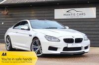 USED 2012 62 BMW M6 4.4 M6 2d AUTO 553 BHP