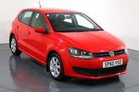 USED 2010 60 VOLKSWAGEN POLO 1.4 SE 5d 85 BHP 2 OWNERS with 9 Stamp SERVICE HISTORY